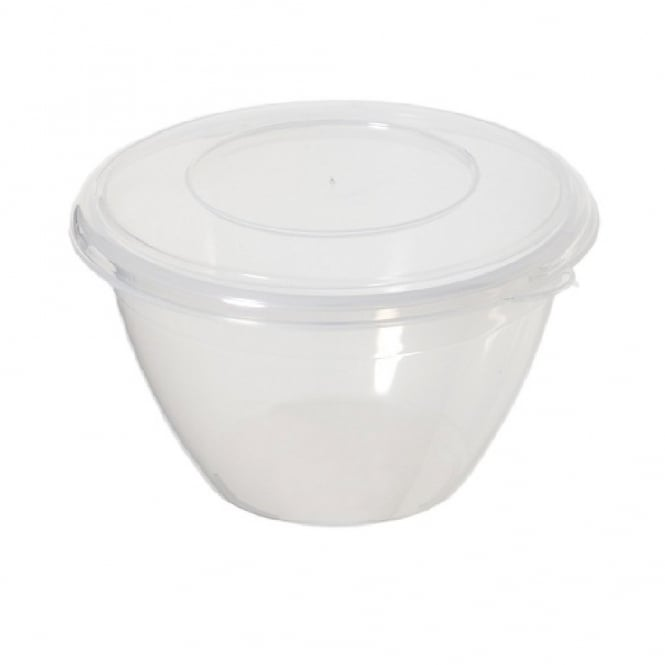 2 Litre Plastic Pudding Bowl for Steaming
