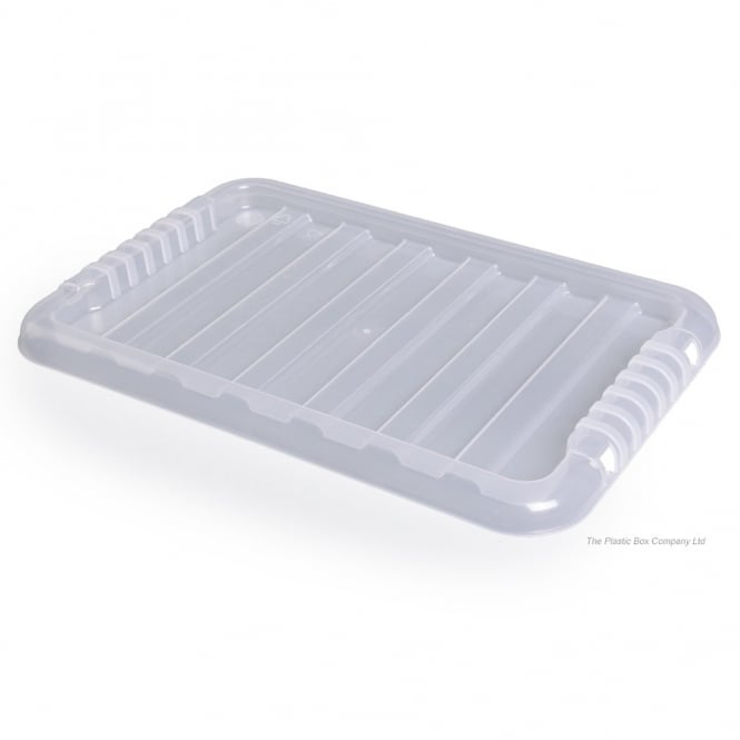 Pack of 5 - LIDS ONLY for - 13 Litre Plastic Box