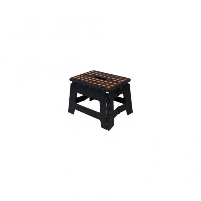 (d) Small Folding Plastic Step Stool