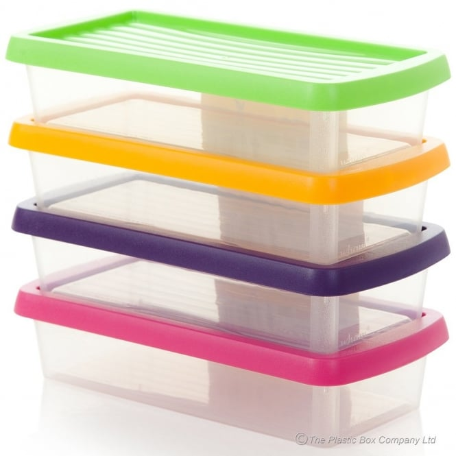 800ml Small Wham Storage Box with Lid