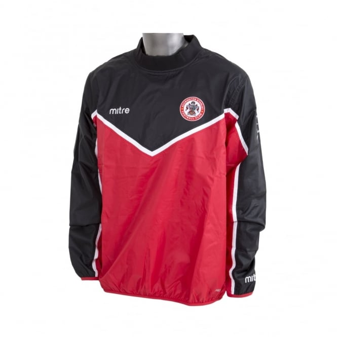Accrington Stanley 1st Team Overhead Training Jacket