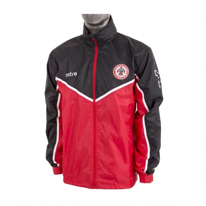 Accrington Stanley 1st Team Rain Jacket