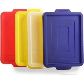 Strata Pack of 5 - LID ONLY for 32 Litre Maxi Boxes