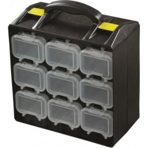 Topstore Assortment 18 Compartment Organiser Case