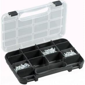Topstore 14 Sections Plastic Organiser Compartment Case