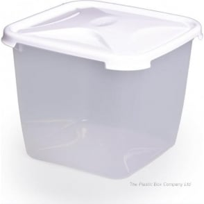 Wham Storage 3.9 Litre Cuisine Deep Square Plastic Food Container
