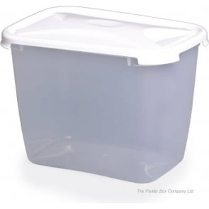 Wham Storage 2.4 Litre Cuisine Deep Rectangular Plastic Food Box