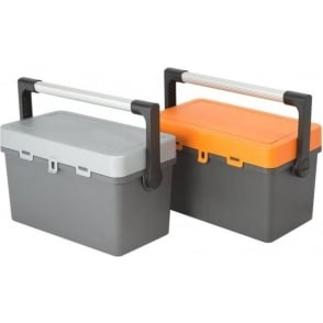 Wham Storage 40cm Tough Wham Bam Plastic Tool Box with Tray
