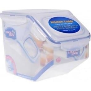 5 Litre Kitchen Caddy with Flip Top Lid