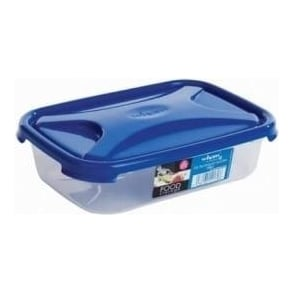 Wham Storage 800ml Rectangular Plastic Food Box with Lid