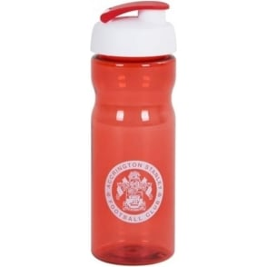 Accrington Stanley Red Base Sports Bottle