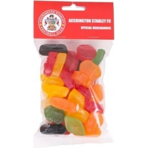 Accrington Stanley Sweets Wine Gums