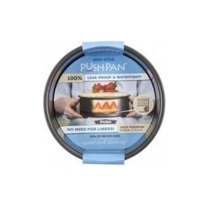 20cm PushPan Non-Stick Deep Round Tin