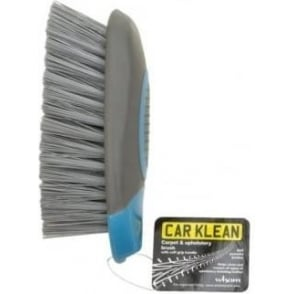 (d) Car Klean Carpet and Upholstery Brush