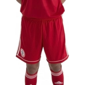 NEW 17/18 SEASON - Accrington Stanley Adidas Home Shorts - Child