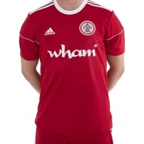NEW 17/18 SEASON - Accrington Stanley Adidas Home Shirt - Adult