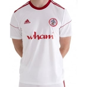 NEW 17/18 SEASON - Accrington Stanley Adidas Away Shirt - Adult