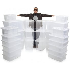 Wham Storage Moving House Crystal Value Saver Pack