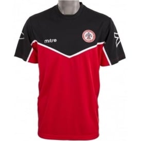 Accrington Stanley 1st Team Training T-Shirt