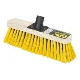 12'' 30cm Indoor Outdoor Broom Head FSC 100%