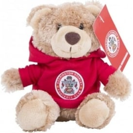 "Accrington Stanley Small Accrington Teddy ""Dezzi"" Bear"