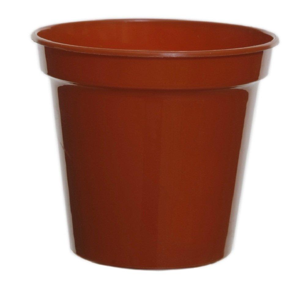"Buy 25cm 10"" Garden Plastic Plant Pot"
