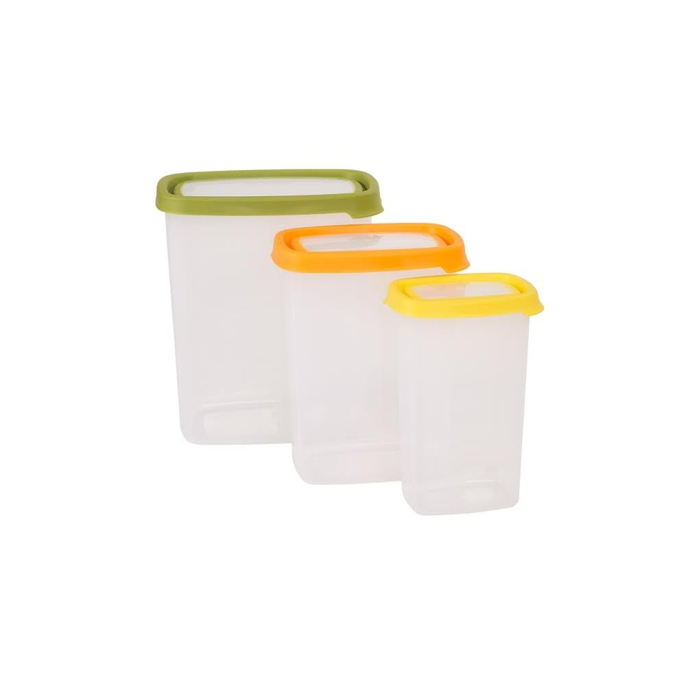Buy 3 piece seal it food box set with airtight lids for 3 pieces cuisine