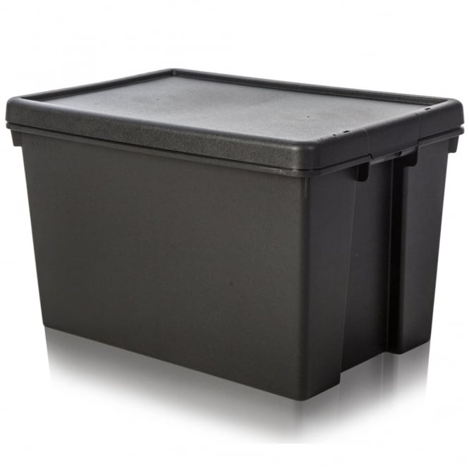 SINGLE - 62 Litre Wham Bam Heavy Duty Recycled Box with Lid
