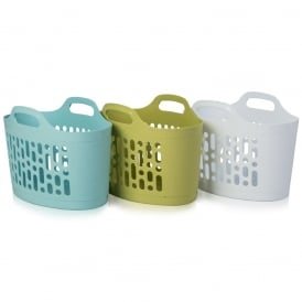 Small Flexi Laundry Peg Basket
